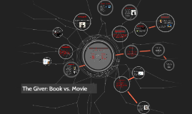 Copy of The Giver: Book vs. Movie