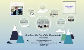 ECE 611 Classroom Management Plan