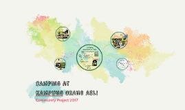 CAMPING at KAMPUNG ORANG ASLI