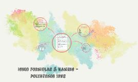 Ionic Formulas & Naming - Polyatomic Ions