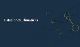 Estaciones Climaticas