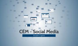 CEM - Social Media