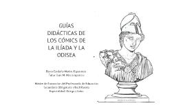 Trabajo Fin de Máster: Guías Didácticas de los cómics de la Ilíada y la Odisea