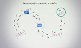 Cómo compartir herramientas tecnológicas