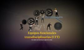 (Copia)Versión ultima original (compartida)  Equipos funcionales transdisciplinarias (UFT)