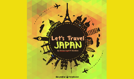 Copy of Copy of Let's Travel