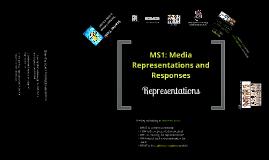 MS1 - Representation