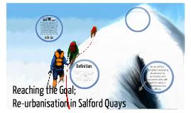 RE-Urbanisation; Salford keys