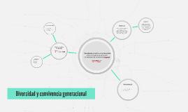 """""""Abordando el desafío de la diversidad y la convivencia gene"""