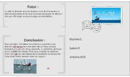 Copy of Se déplacer sur l'eau, Prezi ( Les bateaux )
