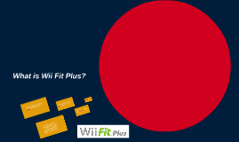 What is Wii Fit Plus?