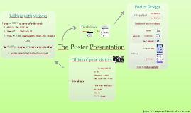 Poster Presentation 2016