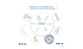 Web2.0-Qualifizierung