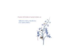 Desde Al-Andalus hasta Andalucía