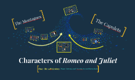 Characters of Romeo and Juliet