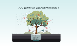 TOOTHPASTE AND INGREDIENTS