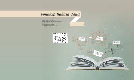 Fonologi Bahasa Jawa
