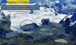 Jökulhlaup in Valle d'Aosta