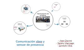 Comunicación xbee