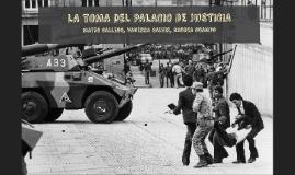 LA TOMA DEL PALACIO DE JUSTICIA