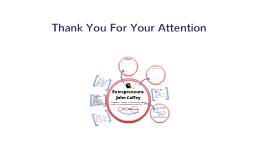 John Coffey-Entrepreneur 101