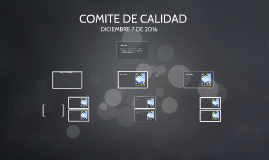 COMITE DE CALIDAD