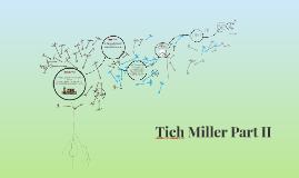 analysis of tich miller