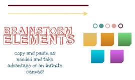 Free Brainstorming Elements by Carlos Paez