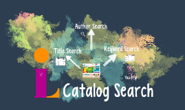 Copy of catalog search