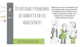 Problemas de conducta: una perspectiva inclusiva y cooperativa
