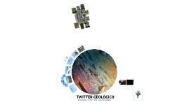 Twitter Geológico