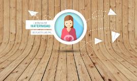 Copy of Licencia de MATERNIDAD