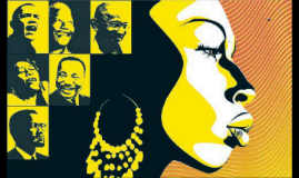 Black History Month - Carolyn Park Middle - Created by Merle Love 2014