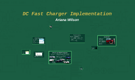 DC Fast Charger Implementation