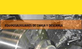 Equipos auxiliares de carga y descarga