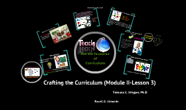 Copy of The Six (6) Features of Curriculum