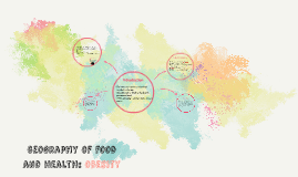 Geography of food and health: obesity
