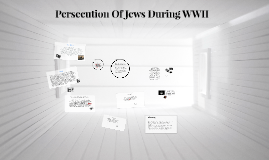 Copy of Persecution Of Jews During WWII