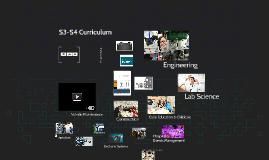S3-S4 Curriculum