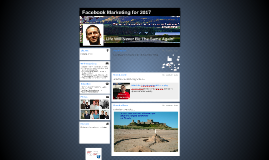 FB Marketing Template