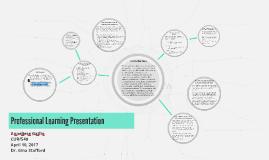 Professional Learning Presentation