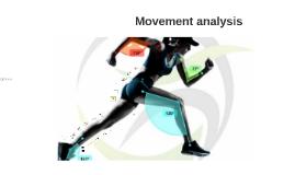 Movement Analysis