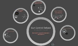 Copy of Gun Control Debate