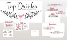 A empresa Top Drinks é direcionada para festas e eventos, po