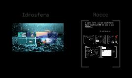 Rocce e Idrosfera