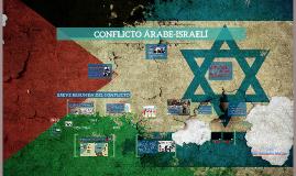 CONFLICTO ÁRABE-ISRAELÍ