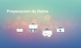 Preparacion de Datos