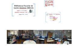 Copy of Biblioteca Escolar de Santo António