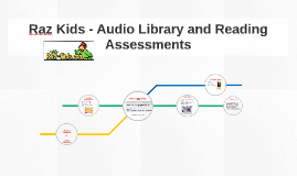 Raz Kids - Audio Library and Reading Assessments