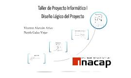 Taller Proyecto Informático I - Diseño Logico del Proyecto